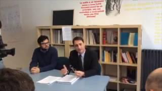 Claudio Fava da Libera Reggio Emilia - 2014