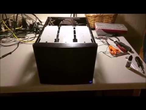 My NAS, Asterisk, Plex Server build