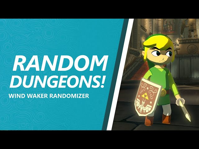 The Wind Waker Randomizer - Dungeons only