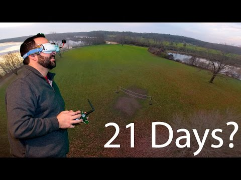 Learn To Fly in 21 Days?!?