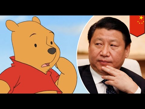 Oh, bother: Winnie the Pooh is latest victim of Chinese censorship - TomoNews