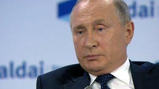 #Путин — о Керчи, рае и ядерной войне | Главное | 18.10.18