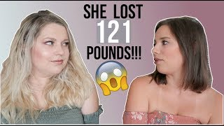 How to lose 121 pounds NATURALLY  (with Brittany from Instant Loss)