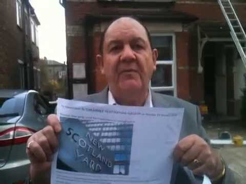MAKE VIRAL!!! Patrick Cullinane Exposes Corruption In The Borough of Barnet Part 1