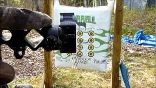 2012 vitalx vision 3 pin archery bow sight adjusting windage customer video