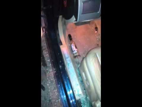 Екатеринбург:-пьяный водитель решил не выходить из машины