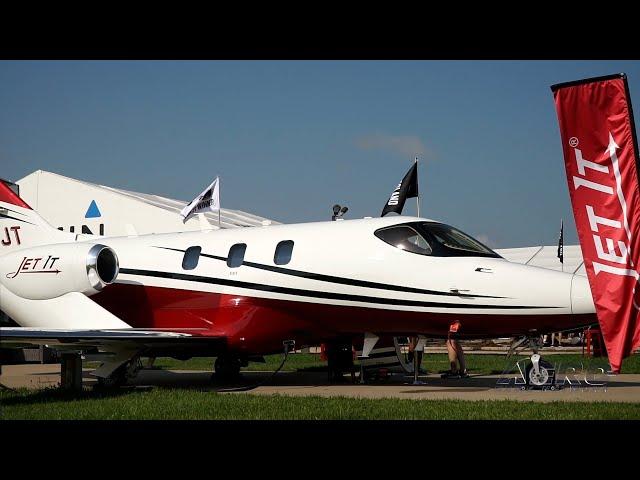 Airborne Oshkosh Day 5: RV-15!!!, Senator Inhofe Speaks Out, Rugged Skyleader 600