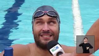 Esporte no Ar - Natação Paralímpica