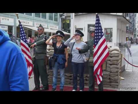 Checkpoint Charlie Today 2016