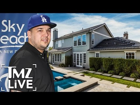 Rob Kardashian Is Done With The Bachelor Life, Selling First Home I TMZ Live