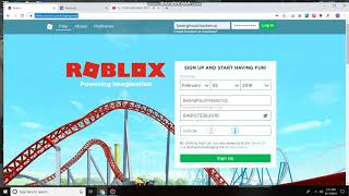 WOW! HOW TO HACK account roblox