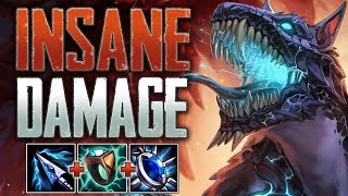 SMITE Conquest | Cerberus Jungle | SO MUCH DAMAGE!