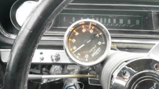 1965 Impala start up weirdness