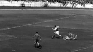 Finale Coupe de France 1942 : Red Star-Sète (2-0)