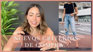 CAMBIANDO MI CLÓSET- NUEVAS/VIEJAS PRENDAS-Creando un estilo consciente-Ep.2-Serie cambio de look