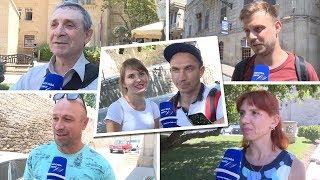 """Почему российские туристы едут в Азербайджан. Опрос """"Москва-Баку"""""""