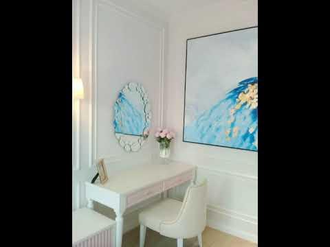 Gương phòng khách Luxury