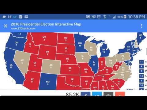 2016 Election - May 23, 2016 Polls