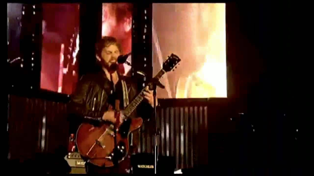 kings of leon sex on fire live