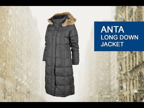 c7e766510 Обзор куртки-пуховик Anta Long Down Jacket