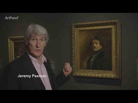 Jeremy Paxman on Delacroix
