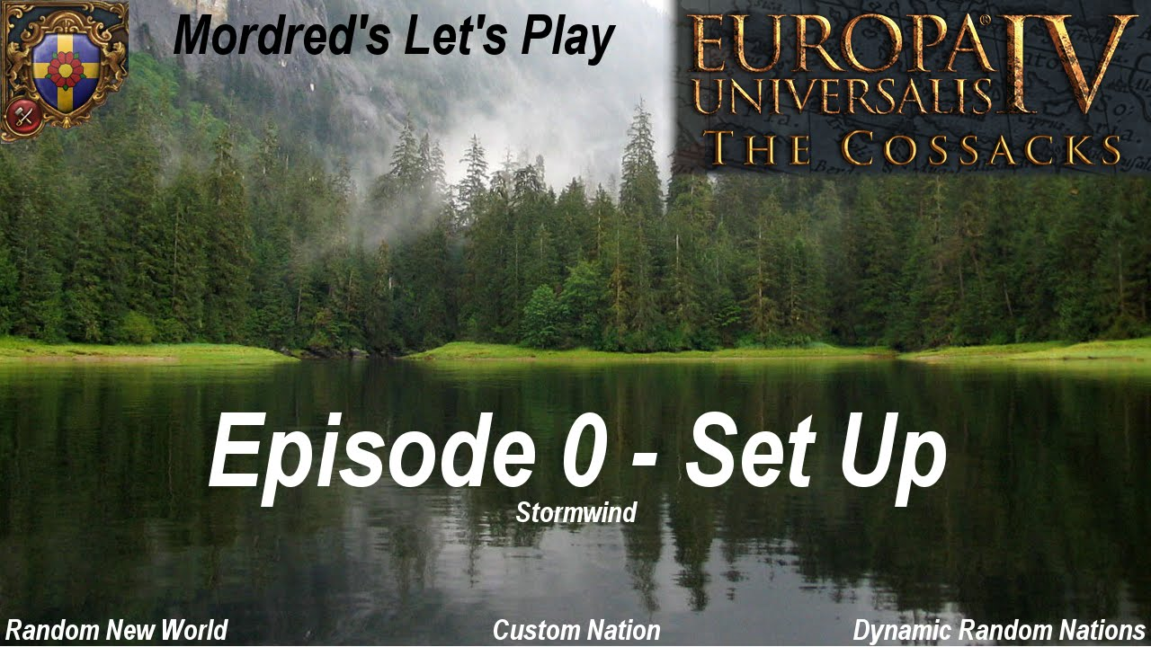 EU4 - Cossacks : Custom Nation : E0