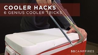 6 Genius Cooler Hacks