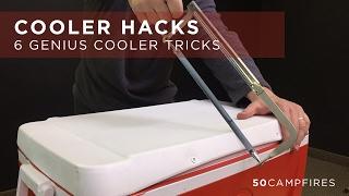 6 Genius Cooler Hacks