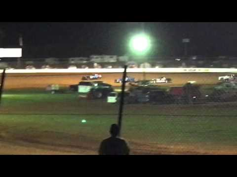Factory Stock Feature 5-7-2016 at Whynot Motorsports Park
