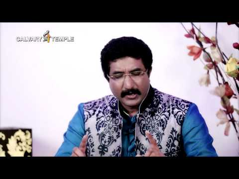 Daily Promise and Prayer by Bro.P.Satish Kumar From Calvary Temple - 07.10.2017