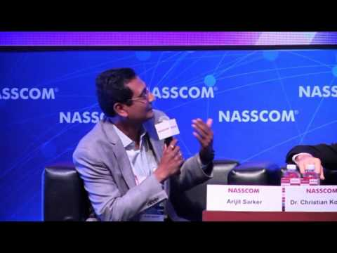NASSCOM GIC Conclave 2016: Session IV A: Leaders Speak - View of the Change