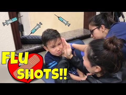 Flu Shots (it's a MADD world!) EP6