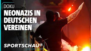 Rassismus auf Deutschlands Fußball-Plätzen - Wie Neonazis Vereine unterwandern   Sportschau