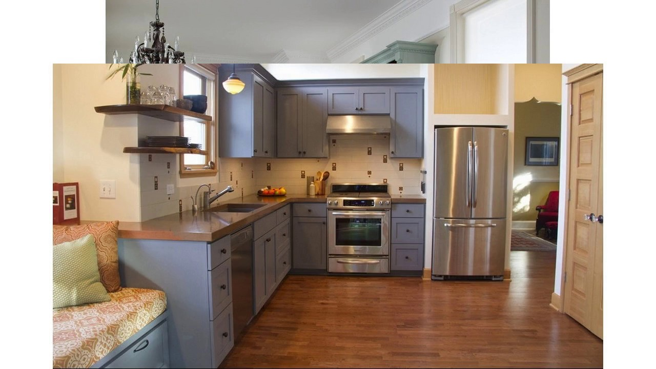 Farbideen für küchenschränke - YouTube