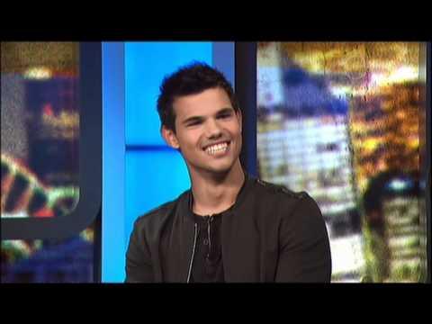 Taylor Lautner interview - The 7pm Project (Australia) - Abduction 2011