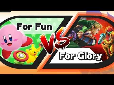 for glory vs for