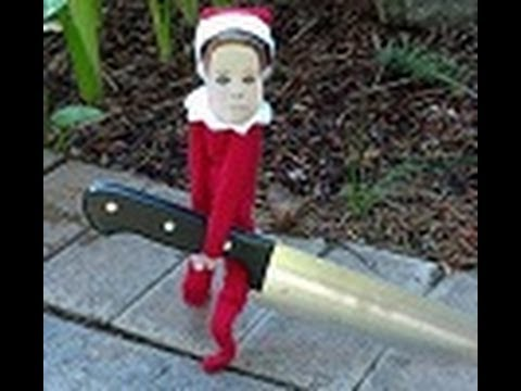 Elf On A Shelf Gone Bad Halloween Trailer Youtube