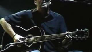 3- Eric Clapton -Me and the Devil Blues  -Washington DC June 21 2004