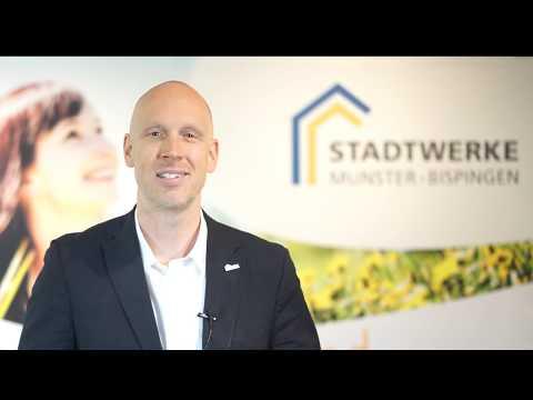 Recruiting Video für Vertriebsmitarbeiter der Stadtwerke Munster