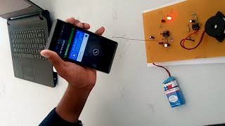 mobile detector using simple components