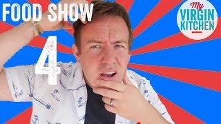 Food Show 4 | Mini Pavlova, Bolognese Sandcastle, Finnish Treats