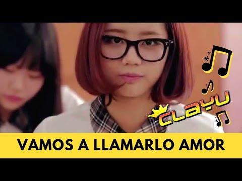 ♥ VAMOS A LLAMARLO AMOR - HA HASH ♥