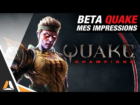 QUAKE CHAMPIONS BETA ► MES IMPRESSIONS