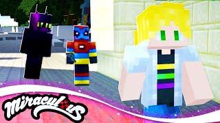Minecraft Miraculous Ladybug 🐞 Season 1 Episode 2 🐞 Minecraft Ladybug Roleplay