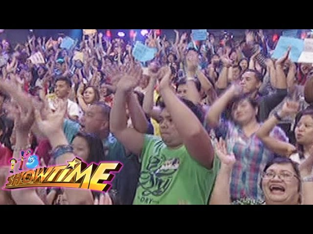 It's Showtime: Tikoy for our madlang people!