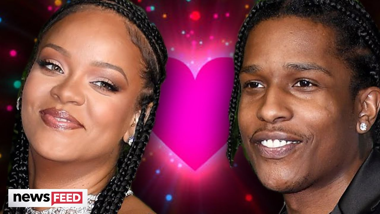 Rihanna & A$AP Rocky Have Been INSEPARABLE Since Dating!