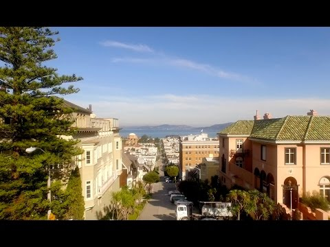 San Francisco Pacific Heights tour, the most luxurious neigh