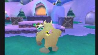 Spyro 3 : Year of the dragon [PS1] - 4 ) Bentley le Yéti