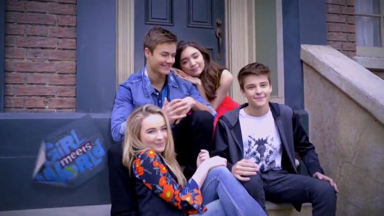 Remarkable, what season is girl meets world on consider, that