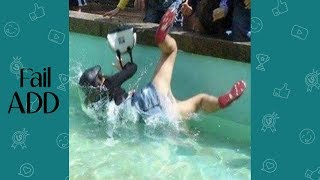 Funny Summer Fails of Week 1 August 2018 ( Part 1)|| Best Fails Compilation By FailADD